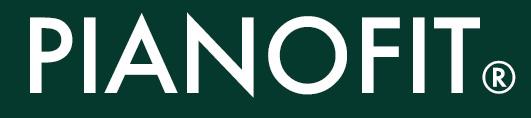 Pianofit Logo